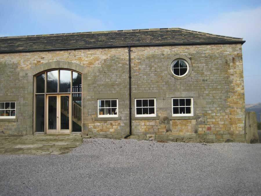 BROOMHEAD STABLES [GRADE II LISTED]