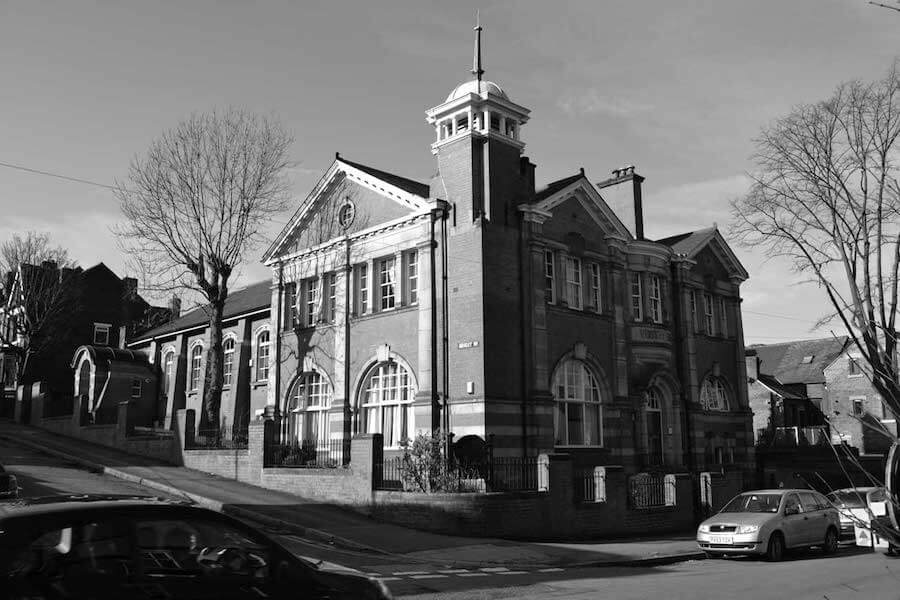 MEERSBROOK VESTRY HALL CONVERSION TO 9 FLATS [GRADE II LISTED]